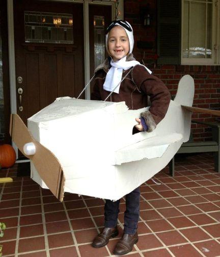 Amelia Earhart Costume for Kids