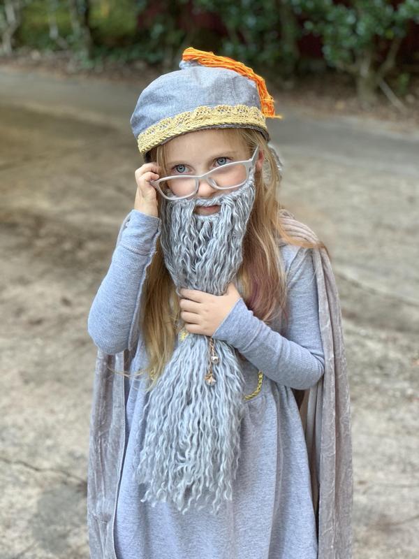 Mini Dumbledore!