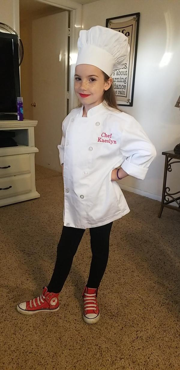 Chef kaeslyn