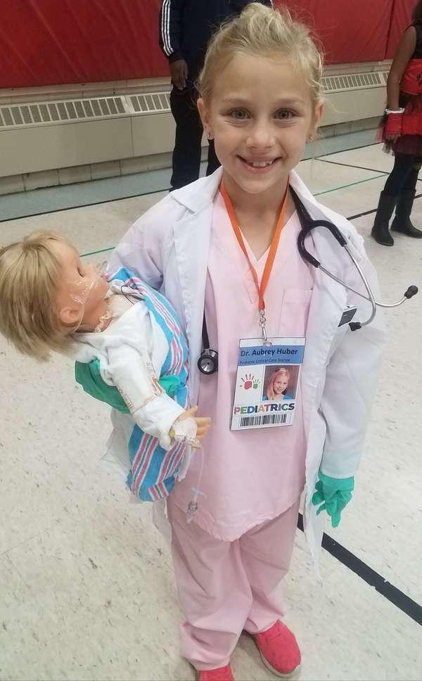 Dr. Aubrey Pediatric Intensivist
