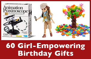Empowering Birthday Gifts for Mighty Girls