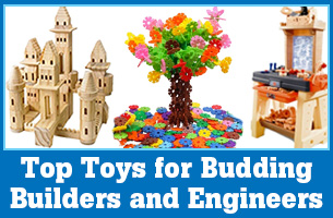 Top Building Toys for Mighty Girls