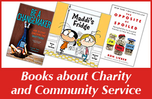 25 Mighty Girl Books About Charity and Community Service