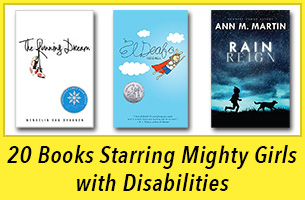 Books Starring Mighty Girls with Disabilities