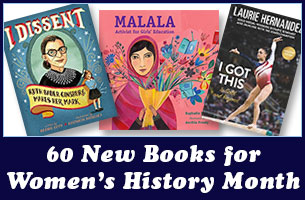 New Books for Women's History Month