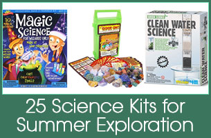 25 Science Kits for Independent Exploration