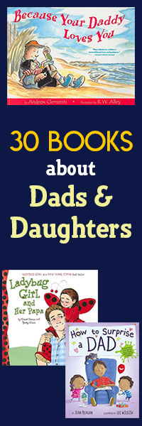 30 Books About Dads and Daughters