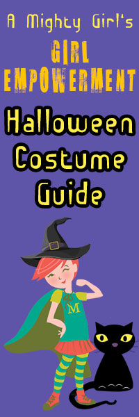 A Mighty Girl's Girl Empowerment Halloween Costume Guide