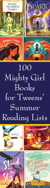 Books for Tweens' Summer Reading