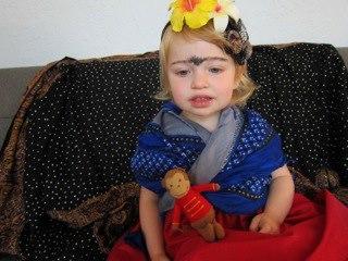 Frida Kahlo  sc 1 st  A Mighty Girl & A Mighty Girl Halloween: 50 Mighty Girls in Costume | A Mighty Girl