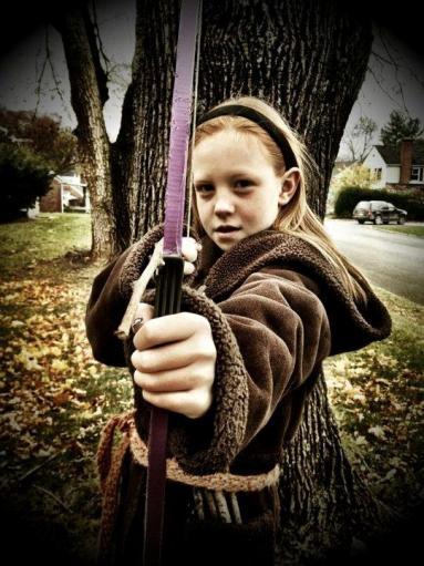 artemis girls costume. hunter of artemis girls costume p