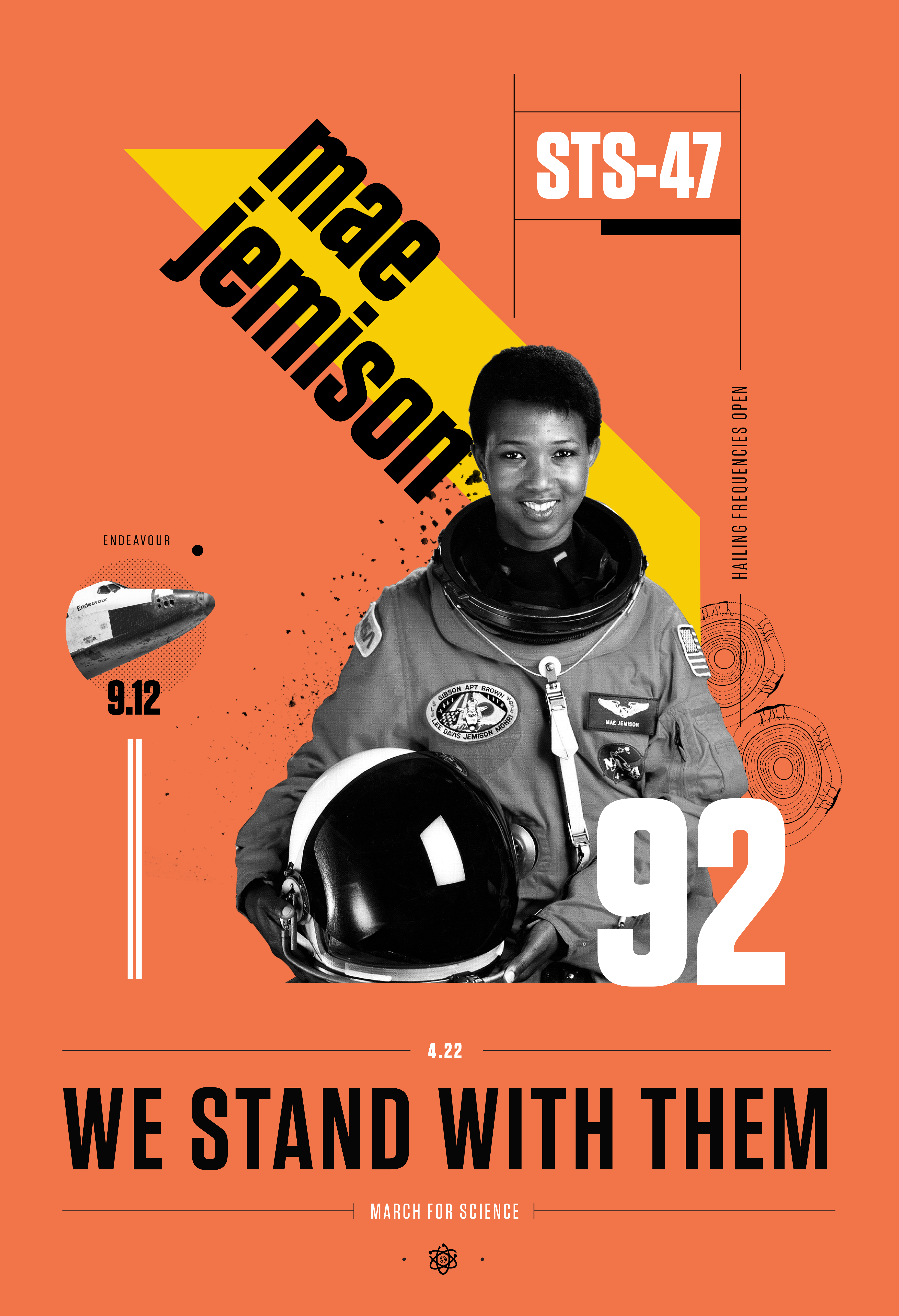 Free Posters Celebrating Mighty Women in Science