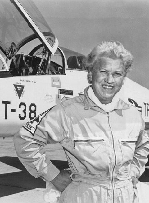 Jacqueline Cochran (1906 - 1980)