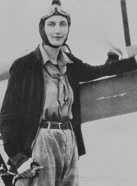 Beryl Markham (1902 - 1986)