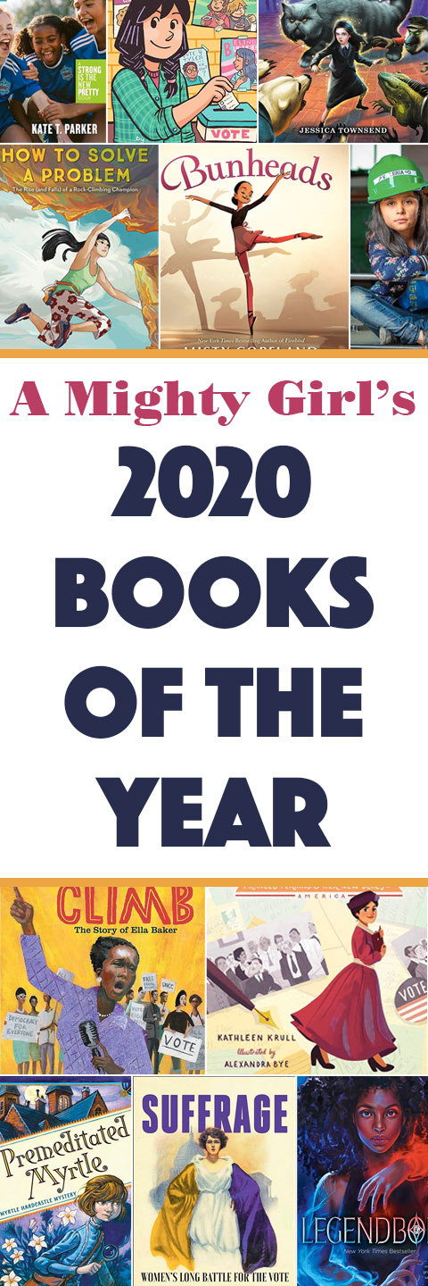 A Mighty Girl's 2020 Books of the Year