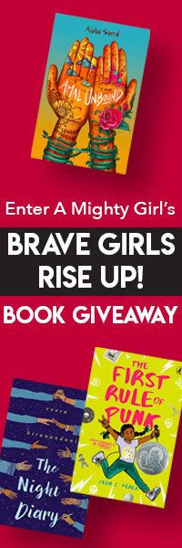 Brave Girls Rise Up 3-Book Giveaway!