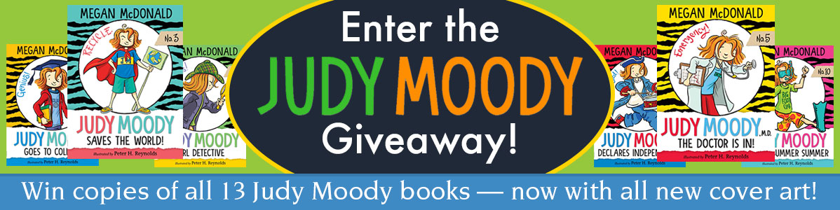 Judy Moody 13-Book Giveaway!