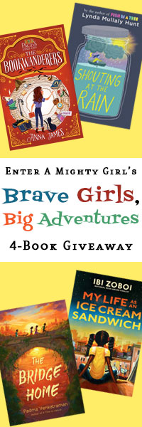 Brave Girls, Big Adventures 4-Book Giveaway!