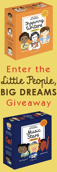 Little People, Big Dreams Boxed Gift Set Giveaway!