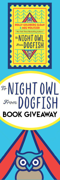 Meg Wolitzer & Holly Goldberg Sloan Book Giveaway!