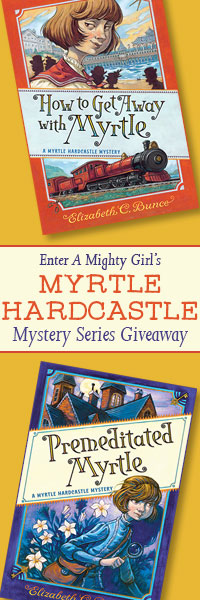 The Myrtle Hardcastle Mystery Series Giveaway!