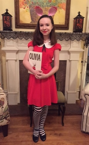 Olivia  sc 1 st  A Mighty Girl & A Mighty Girlu0027s 2014 Halloween Highlights | A Mighty Girl