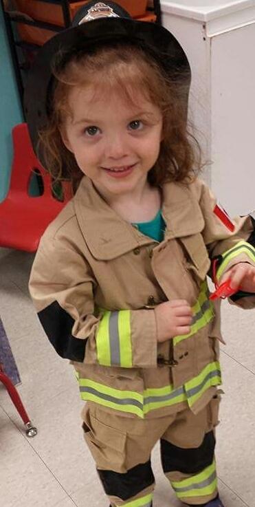 Fierce Firefighter
