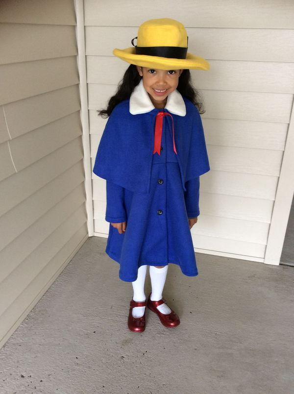 Madeline costume for adults eine