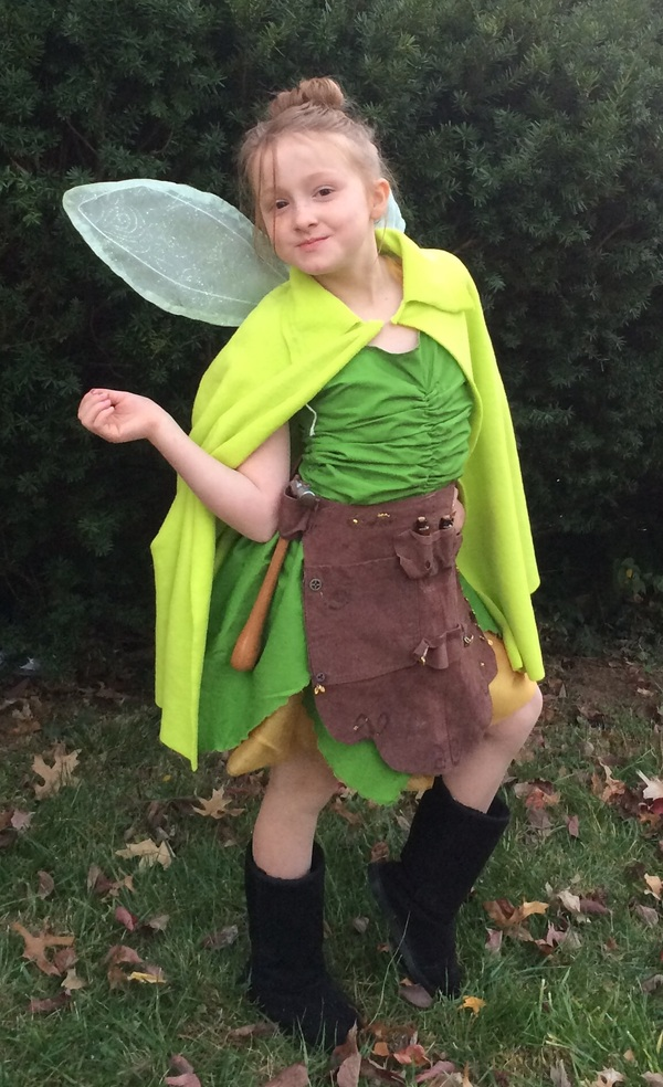 A Tinkerbell who tinkers.
