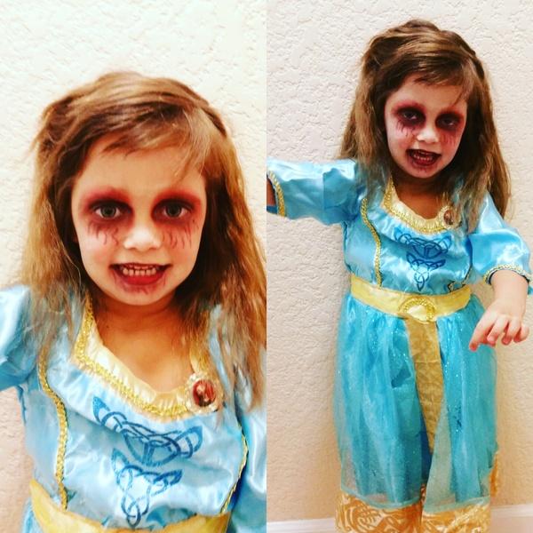 Zombie Merida