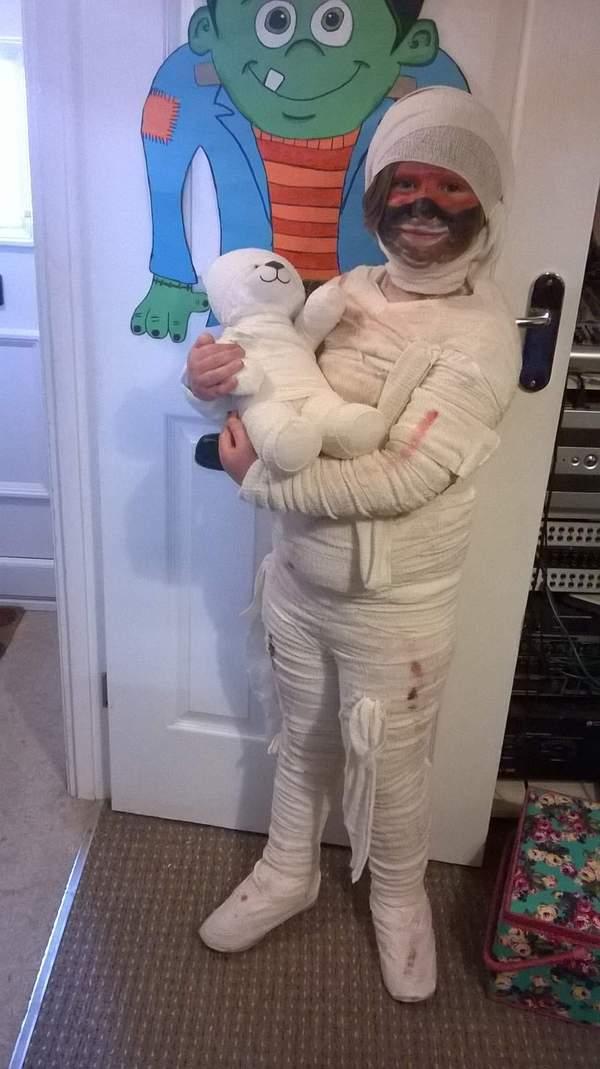 Dale the Mummy