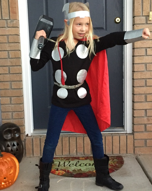 SHE is Thor
