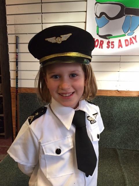 Pilot Lucy