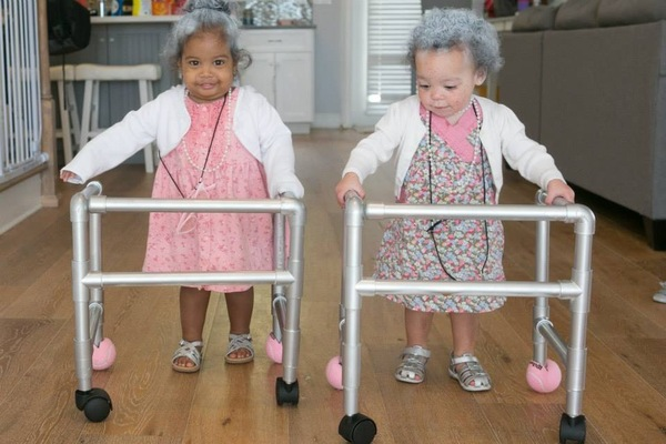 Silver Alert - Mini Grannies