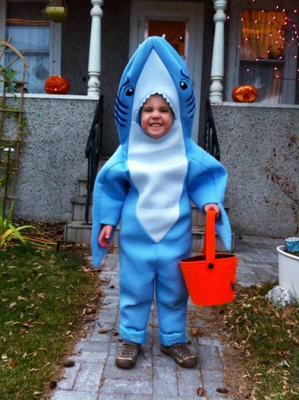 The Dancing Shark