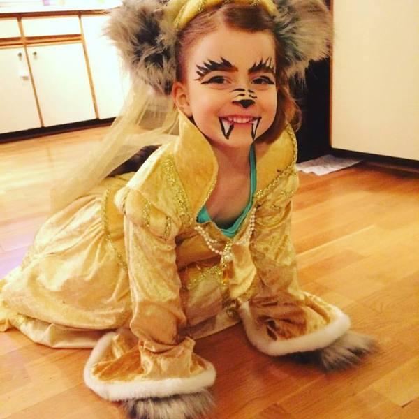 Werewolf princess