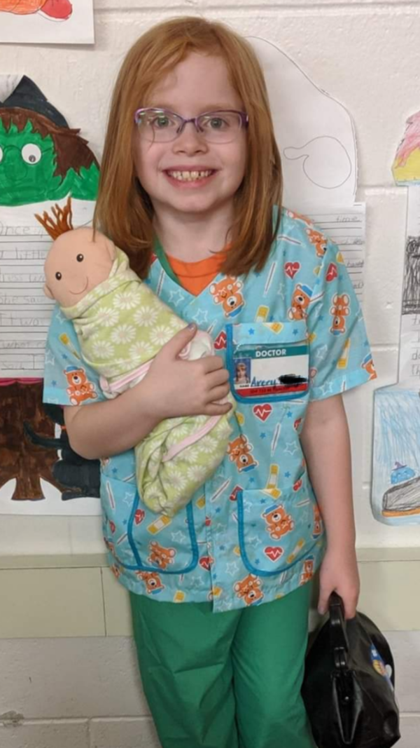 Avery the Pediatrician