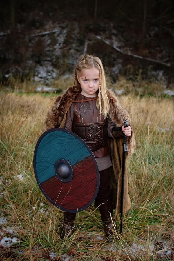 ViQUEEN warrior