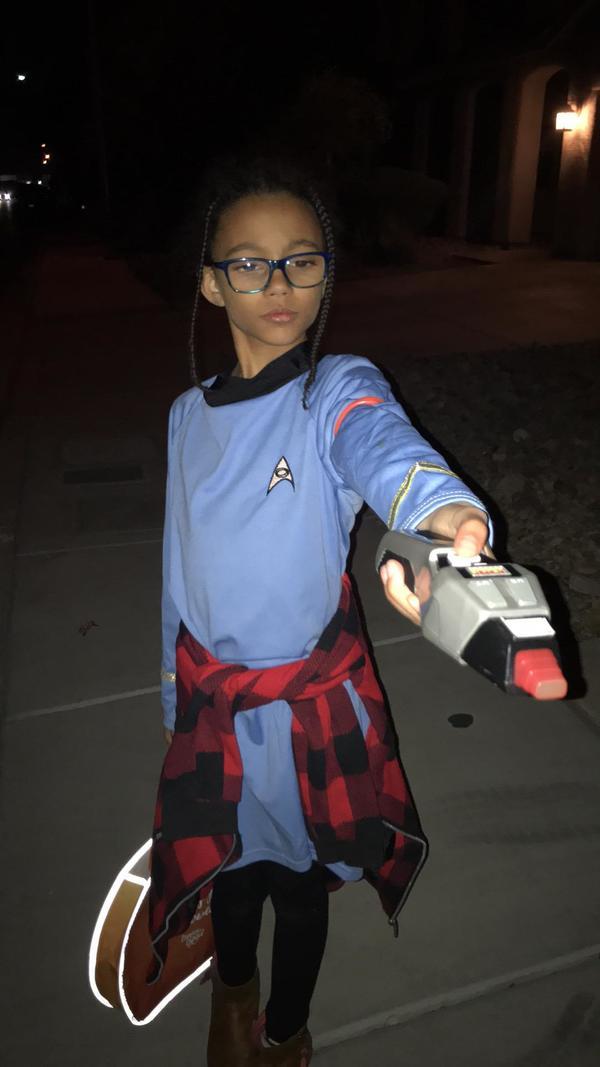 Star Trek Science Officer