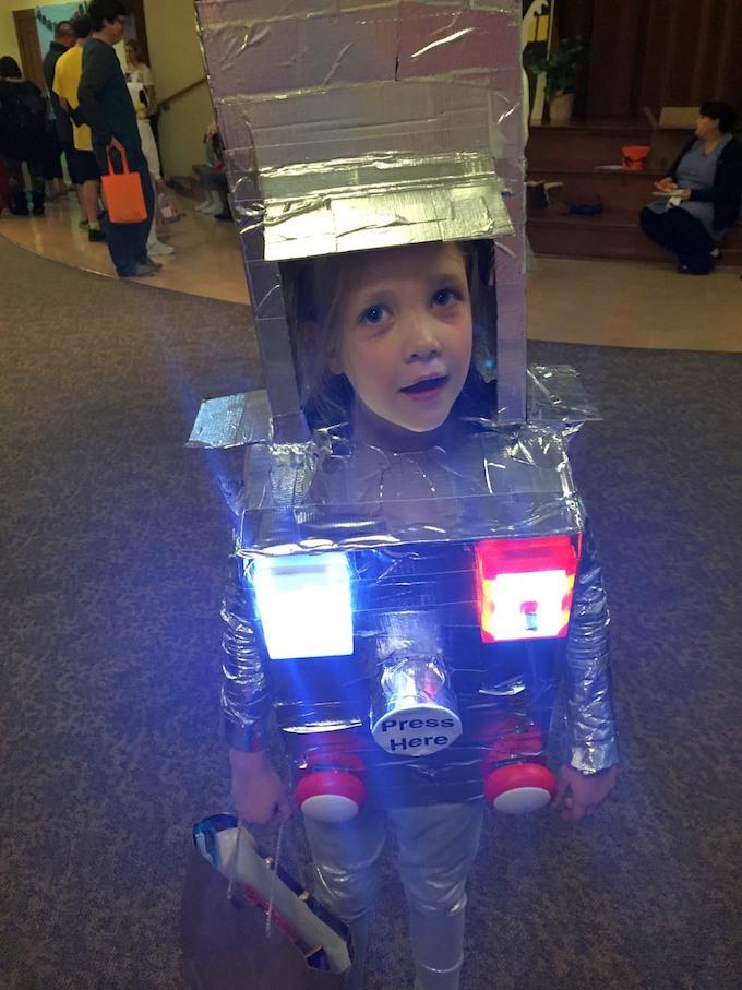 Ruby Robot