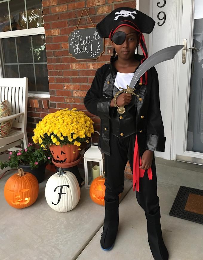 Fierce Pirate