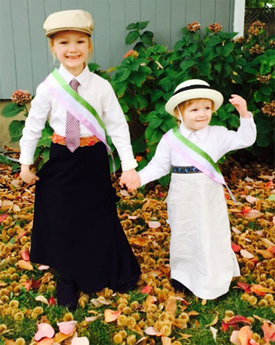 Sister Suffragettes