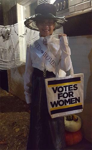 Brave Suffragette