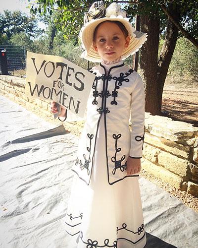 Suffragette Christabel Pankhurst