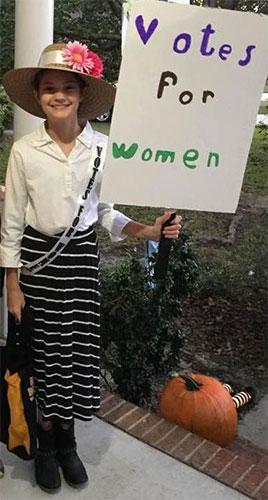 WomenÕs Suffrage